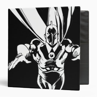 Dr. Fate Flying Outline Binder
