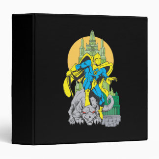 Dr. Fate & Invisible Tower Binder