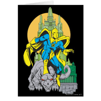 Dr. Fate & Invisible Tower Cards