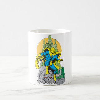 Dr. Fate & Invisible Tower Coffee Mug