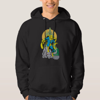 Dr. Fate & Invisible Tower Hoodie