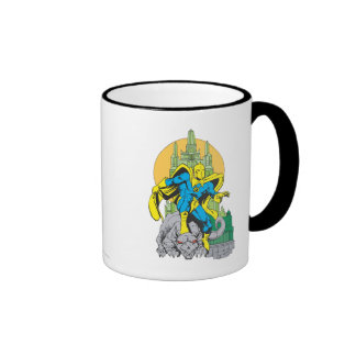 Dr. Fate & Invisible Tower Ringer Mug