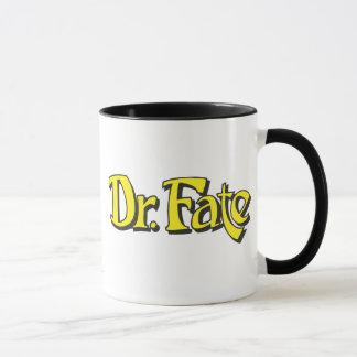 Dr. Fate Logo Mug