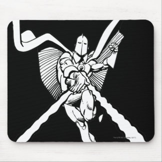 Dr. Fate Magic Outline Mouse Pad