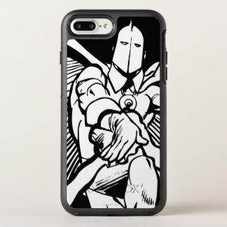 Dr. Fate Magic Outline OtterBox Symmetry iPhone 8 Plus/7 Plus Case