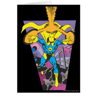 Dr. Fate Manipulates Magic Card