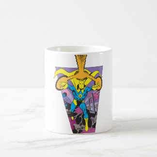 Dr. Fate Manipulates Magic Coffee Mug