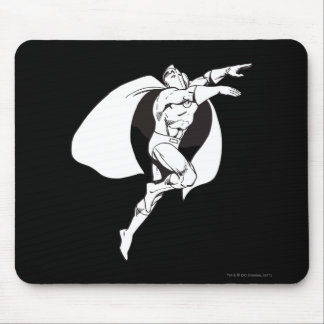 Dr. Fate Soaring Outline Mouse Pad
