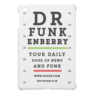 Dr. Funkenberry iPad Case
