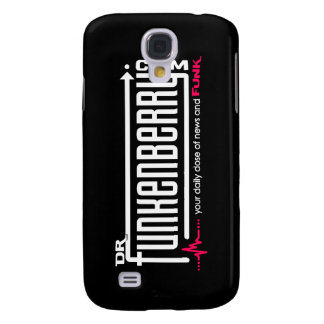 Dr. Funkenberry iPhone 3G Case Samsung Galaxy S4 Covers