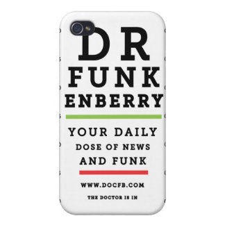 Dr. Funkenberry iPhone 4 Case