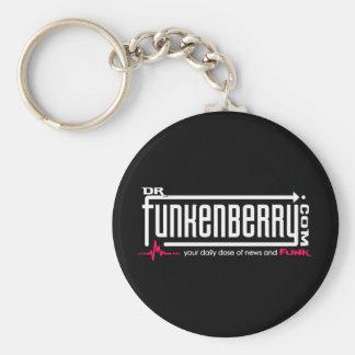 Dr. Funkenberry Keychain