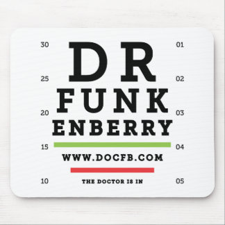 Dr. Funkenberry Mousepad