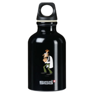 Dr. Heinz Doofenshmirtz 1 Aluminum Water Bottle