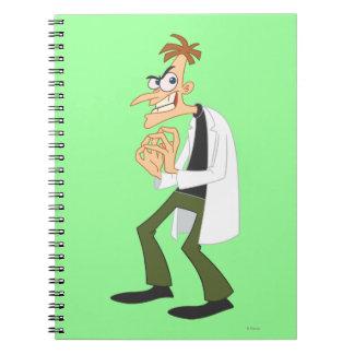 Dr. Heinz Doofenshmirtz 1 Notebook