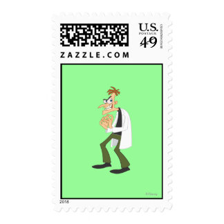 Dr. Heinz Doofenshmirtz 1 Postage Stamp