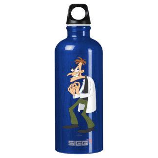 Dr. Heinz Doofenshmirtz 1 Water Bottle