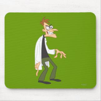 Dr. Heinz Doofenshmirtz 2 Mouse Pad