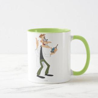 Dr. Heinz Doofenshmirtz 3 Mug