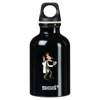Dr. Heinz Doofenshmirtz 3 Water Bottle