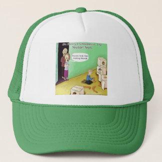 Dr. Henry Frankstien Youthful Years Trucker Hat