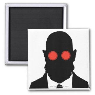 Dr. Hugo Strange Silo Magnet