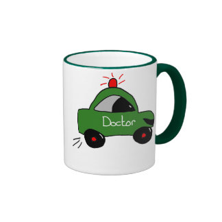 dr, In the House ! Mugs