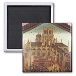 Dr. J. King's Sermon at St. Pauls Cathedral 2 Inch Square Magnet