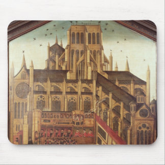 Dr. J. King's Sermon at St. Pauls Cathedral Mouse Pad