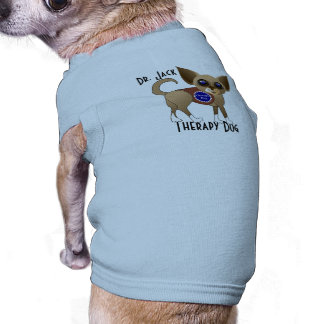 Dr. Jack Chihuahua Therapy Dog T-Shirt
