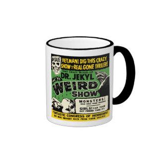 Dr Jekyl s Weird Show - Mug