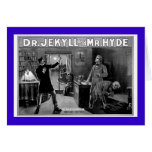 Dr. Jekyll and Mr. Hyde Card