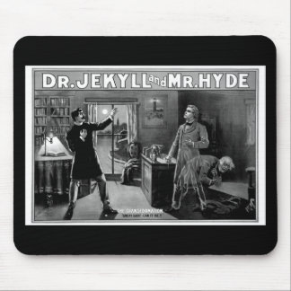 Dr. Jekyll and Mr. Hyde Mousepad