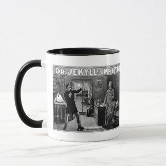 Dr. Jekyll and Mr. Hyde Mug