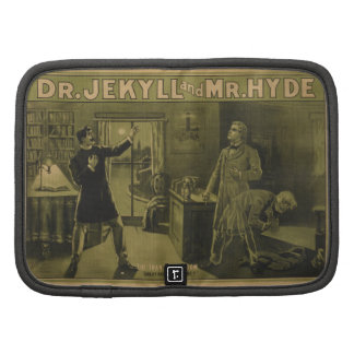 Dr. Jekyll and Mr. Hyde Theatrical Poster 1880 Planners
