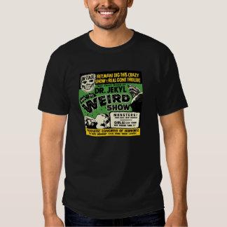Dr Jekyl's Weird Show T-Shirt