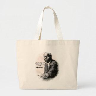 Dr. John Henrik Clarke Jumbo Tote Bag