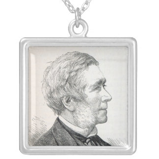 Dr. John Hullah Silver Plated Necklace
