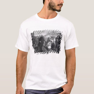 Dr. Johnson doing penance in the market place T-Shirt