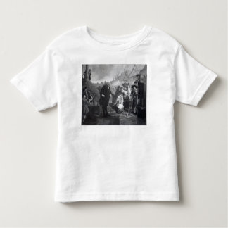 Dr. Johnson doing penance in the market place Toddler T-shirt