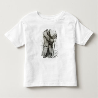 Dr Johnson in his Travelling Dress, 1786 Toddler T-shirt