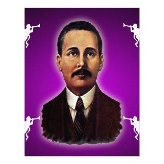 DR JOSE GREGORIO HERNANDEZ CUSTOMIZABLE LETTERHEAD TEMPLATE