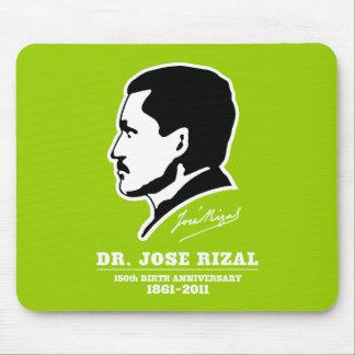 Dr. Jose Rizal @ 150th Birth Anniversary Souvenirs Mouse Pad
