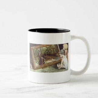 Dr. Kilmers Swamp Root Two-Tone Coffee Mug