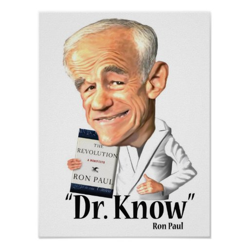 Dr. Know Poster