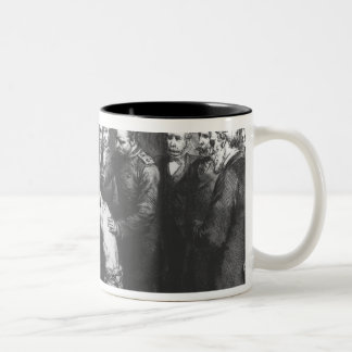Dr Koch's Treatment for Consumption Two-Tone Coffee Mug