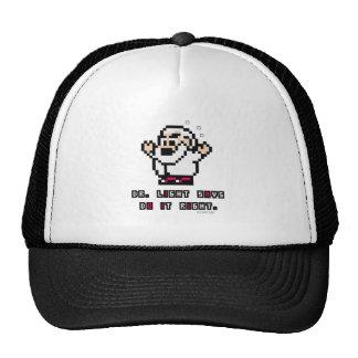 Dr. Light Says Mesh Hats