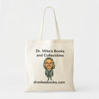Dr Mike Tote Bag