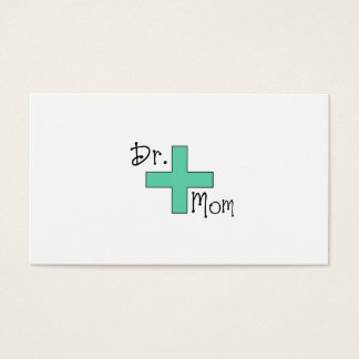 Dr. Mom Business Card