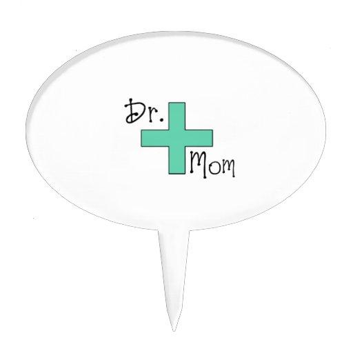 Dr. Mom Cake Picks